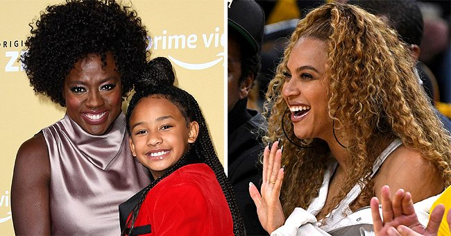 Viola Davis & Her Daughter Genesis Look Stunning Posing in Ivy Park Outfits — See Their Looks