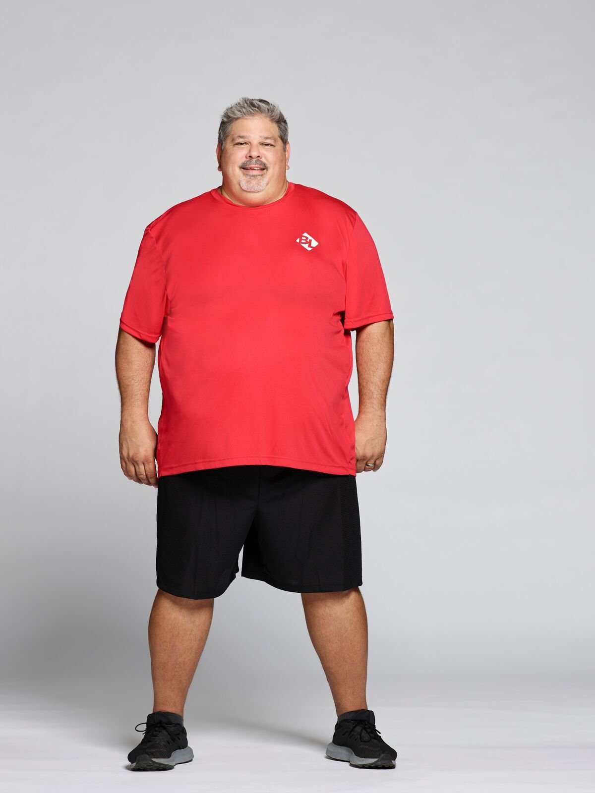"Jim DaBattista, the winner of ""The Biggest Loser,"" before participating in the show. 