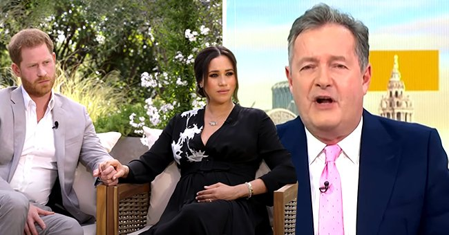 Here's How Piers Morgan Feels about Meghan Markle & Prince Harry's Upcoming Oprah Interview