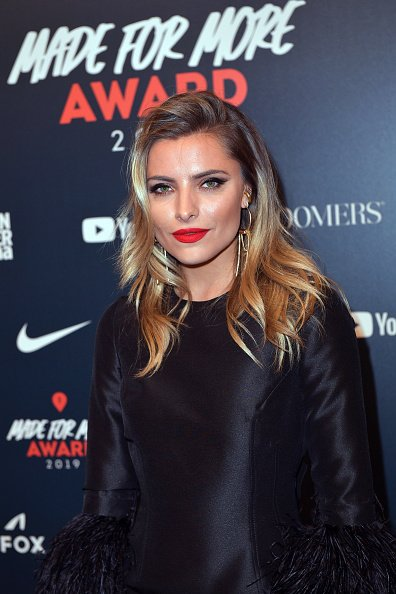 Sophia Thomalla, Made For More Award 2019 | Quelle: Getty Images