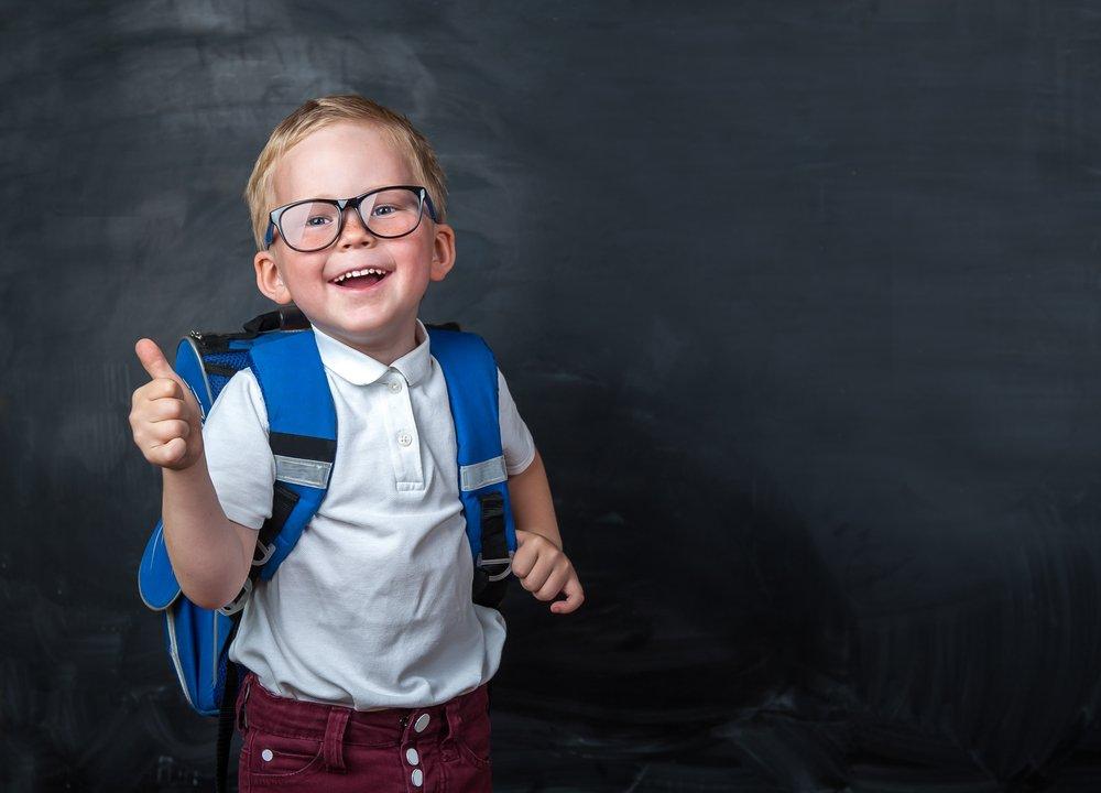 Schuljunge | Quelle: Shutterstock