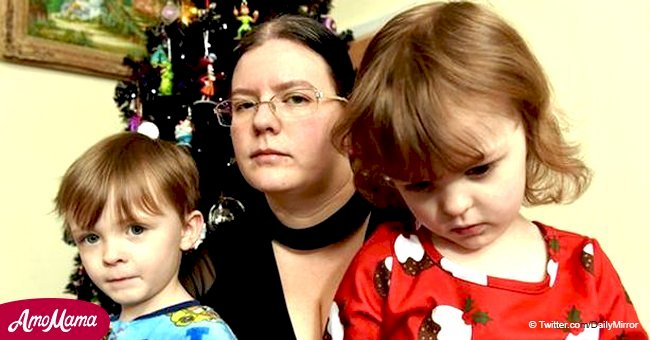 Mother says family is 'cursed by Christmas' as catastrophe occurs fourth time in a row