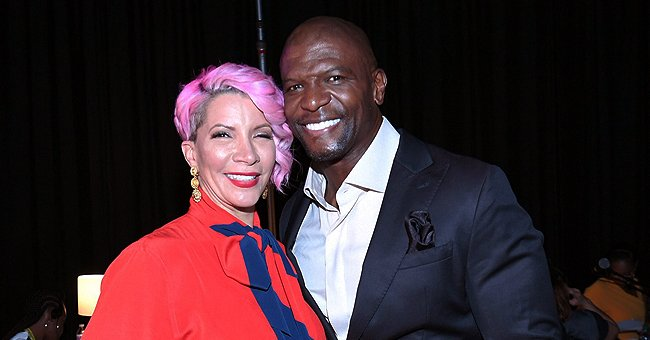 Terry Crews from AGT Jokes about Not Working out with Wife Rebecca and Says They'd Be Divorced If They Did