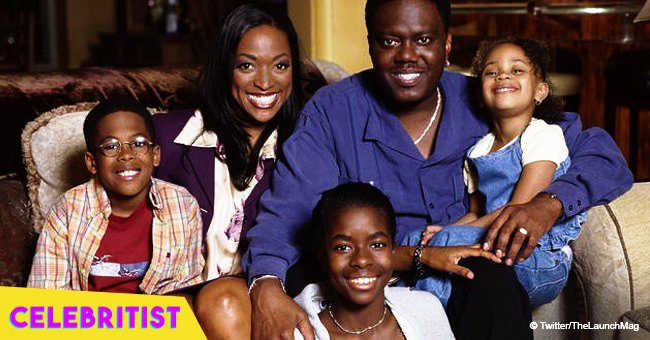 'The Bernie Mac Show's Camille Winbush shares photo with her dad showing their special bond