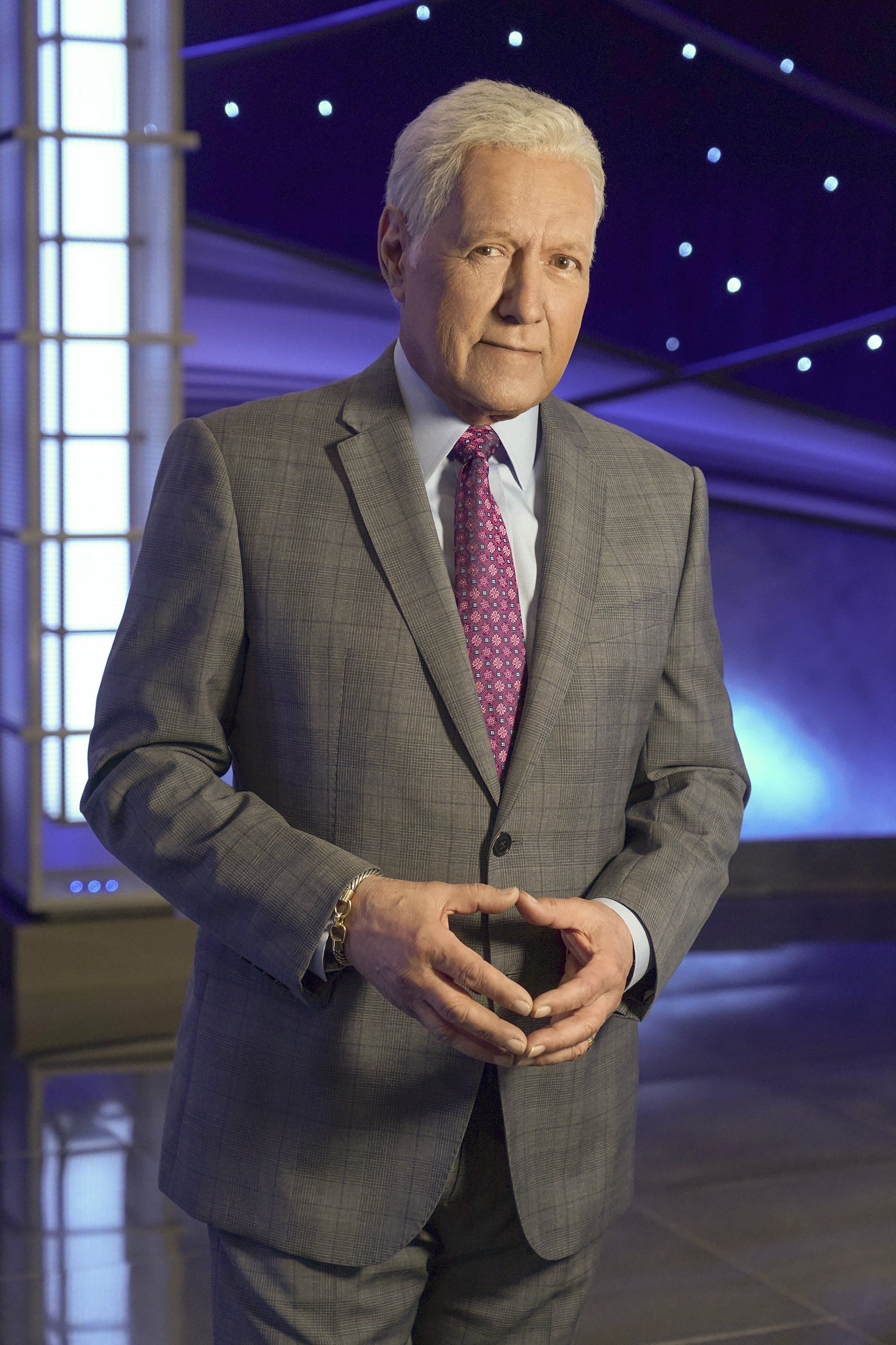 """JEOPARDY! The Greatest of All Time  on ABC, hosted by Alex Trebek, Jan 7 