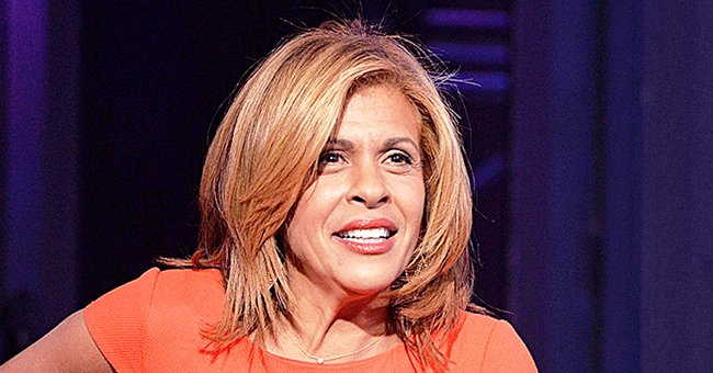 Hoda Kotb Shares That She FaceTimes Her Mom While Social Distancing