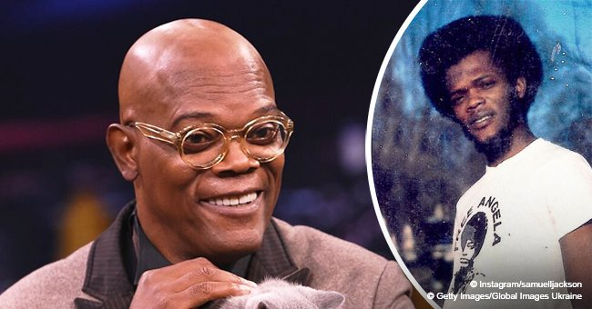 Samuel L. Jackson remembers the '60s by sharing a throwback photo