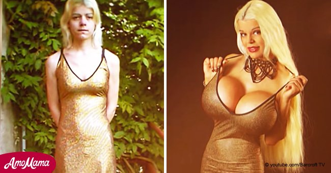La plus célèbre des Barbie exotiques pour ses implants surdimensionnés et son bronzage extrême s'est mariée