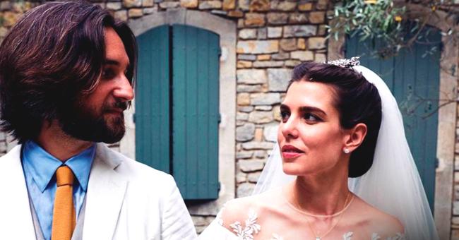 La cérémonie de mariage de Charlotte Casiraghi marquée par l'absence d'un parent proche