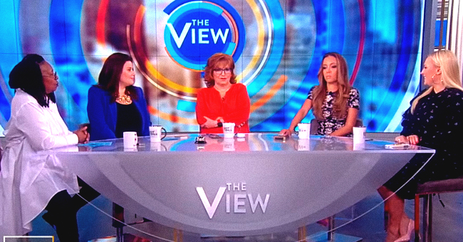 'The View' Co-Hosts Discuss Whether Using a Dating App Is Considered Cheating