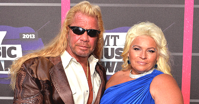 Beth Chapman Praises Sleeping Duane for Encouraging Her Nonstop Amid Cancer Battle