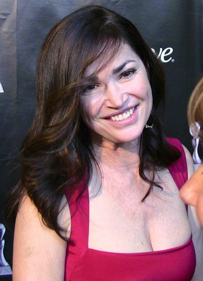 im Delaney at the 36th Annual Gracie Awards Gala, 2011 | Photo: GettyImages