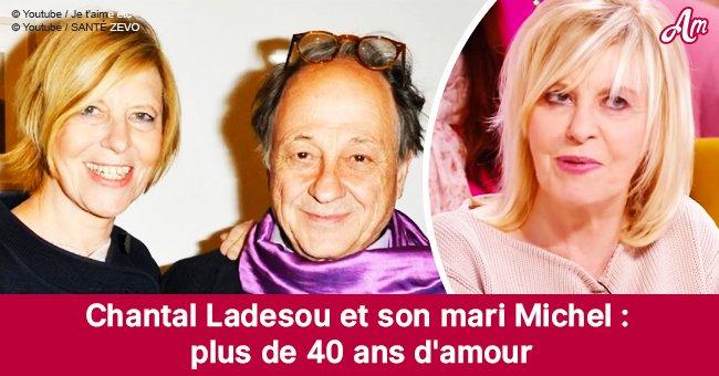 «Je suis tombée sur le bon numéro»: Chantal Ladesou parle avec tendresse de son mari Michel