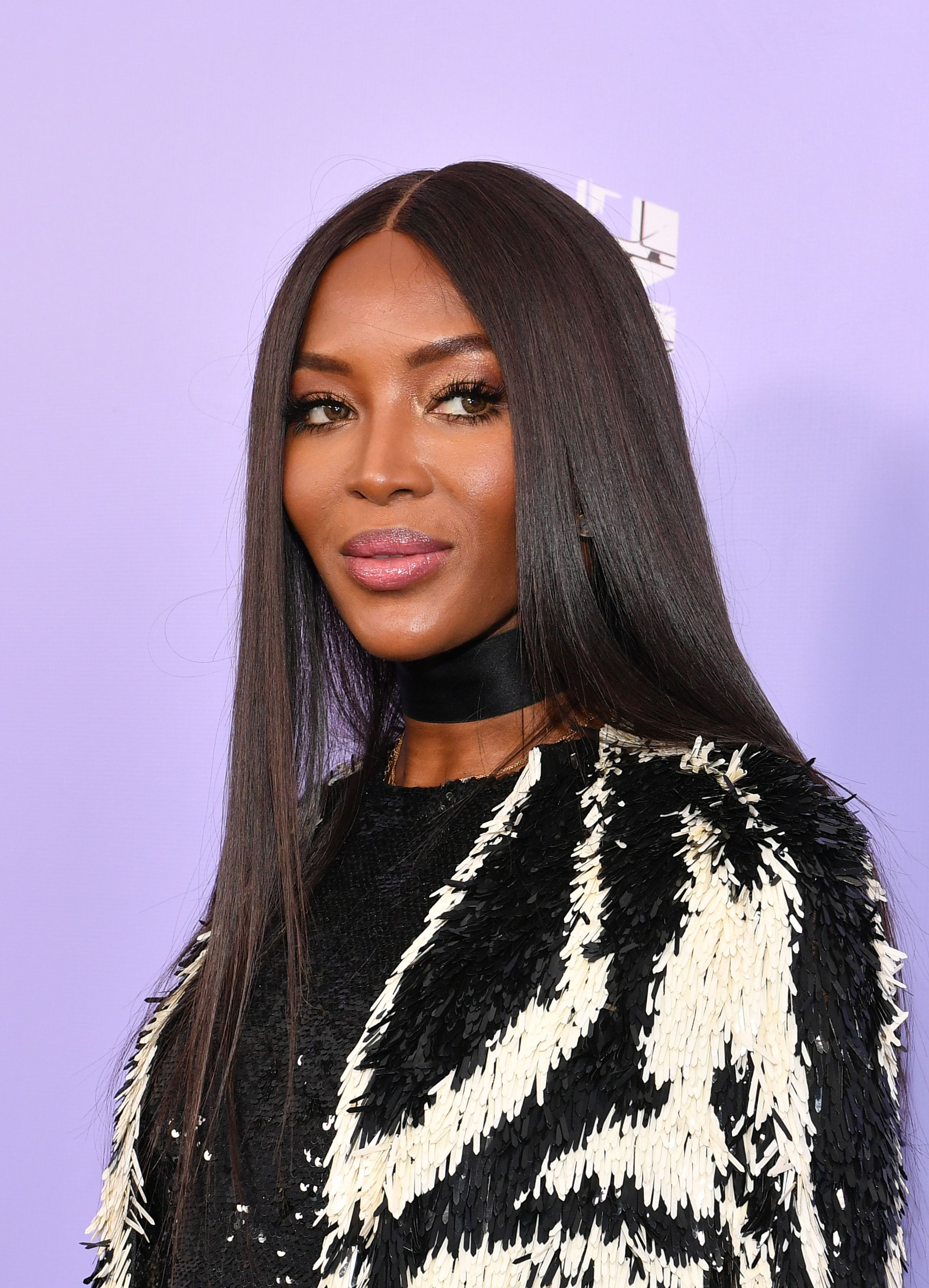 Naomi Campbell at the 2018 Fragrance Foundation Awards on June 12, 2018 | Photo: Getty Images