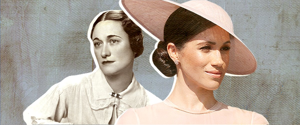 Meghan Markle and Wallis Simpson's Parallel Experiences as Americans in the British Royal Family