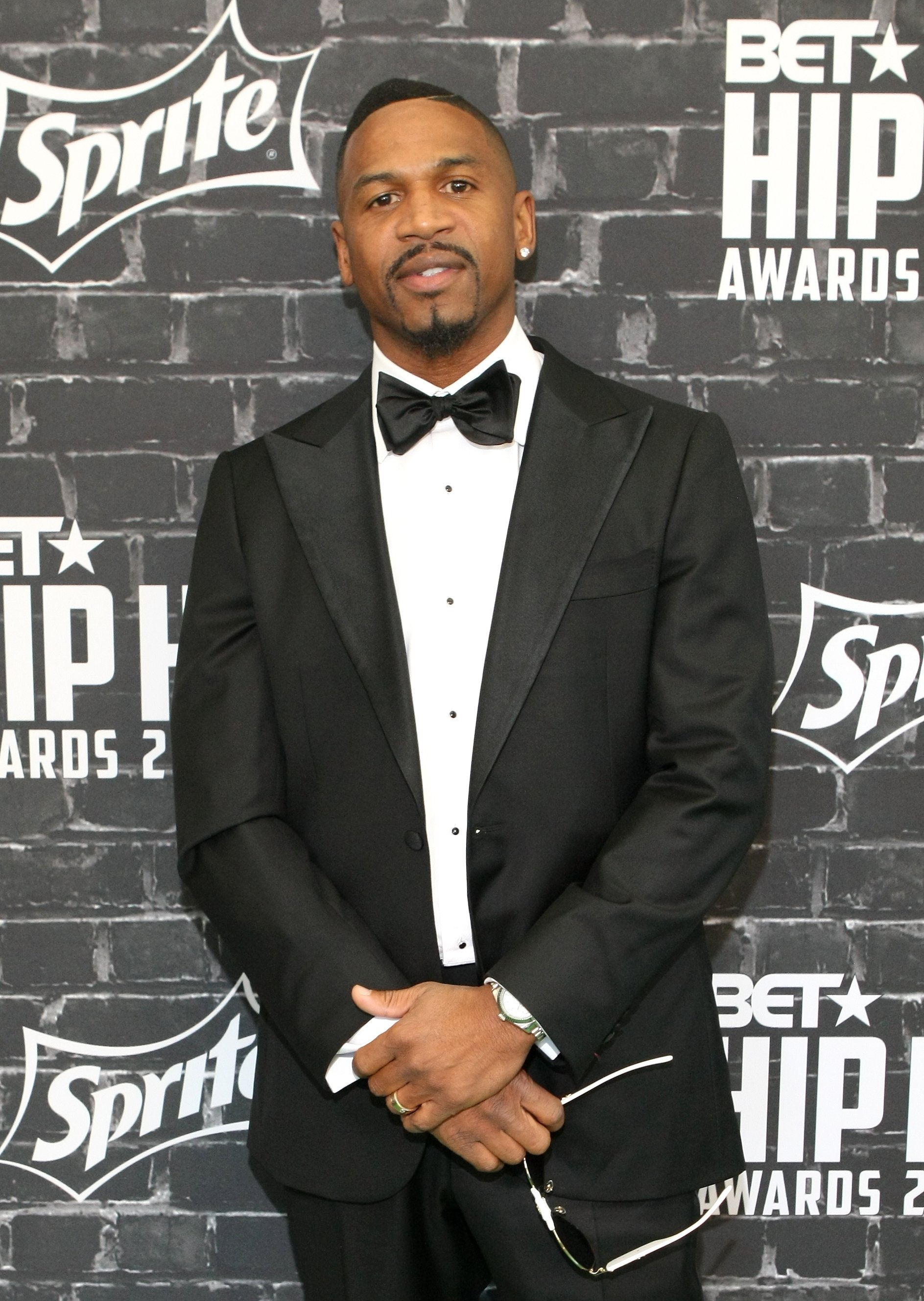 Stevie j attends the 2014 BET Hip Hop Awards  on September 20, 2014 in Atlanta, Georgia. | Photo: Getty Images