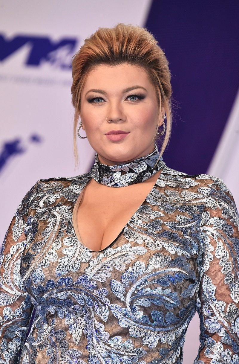 Amber Portwood on August 27, 2017 in Inglewood, California | Photo: Getty Images