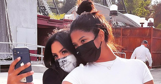 Kobe Bryant's Daughter Natalia Shows Unparalleled Likeness to Mom Vanessa Posing in New Photos
