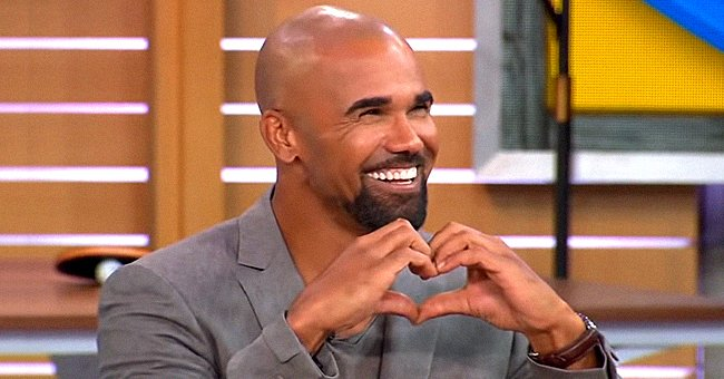 'SWAT' Star Shemar Moore Shows off His Goatee Posing in a Handsome Selfie — See Fan Reactions