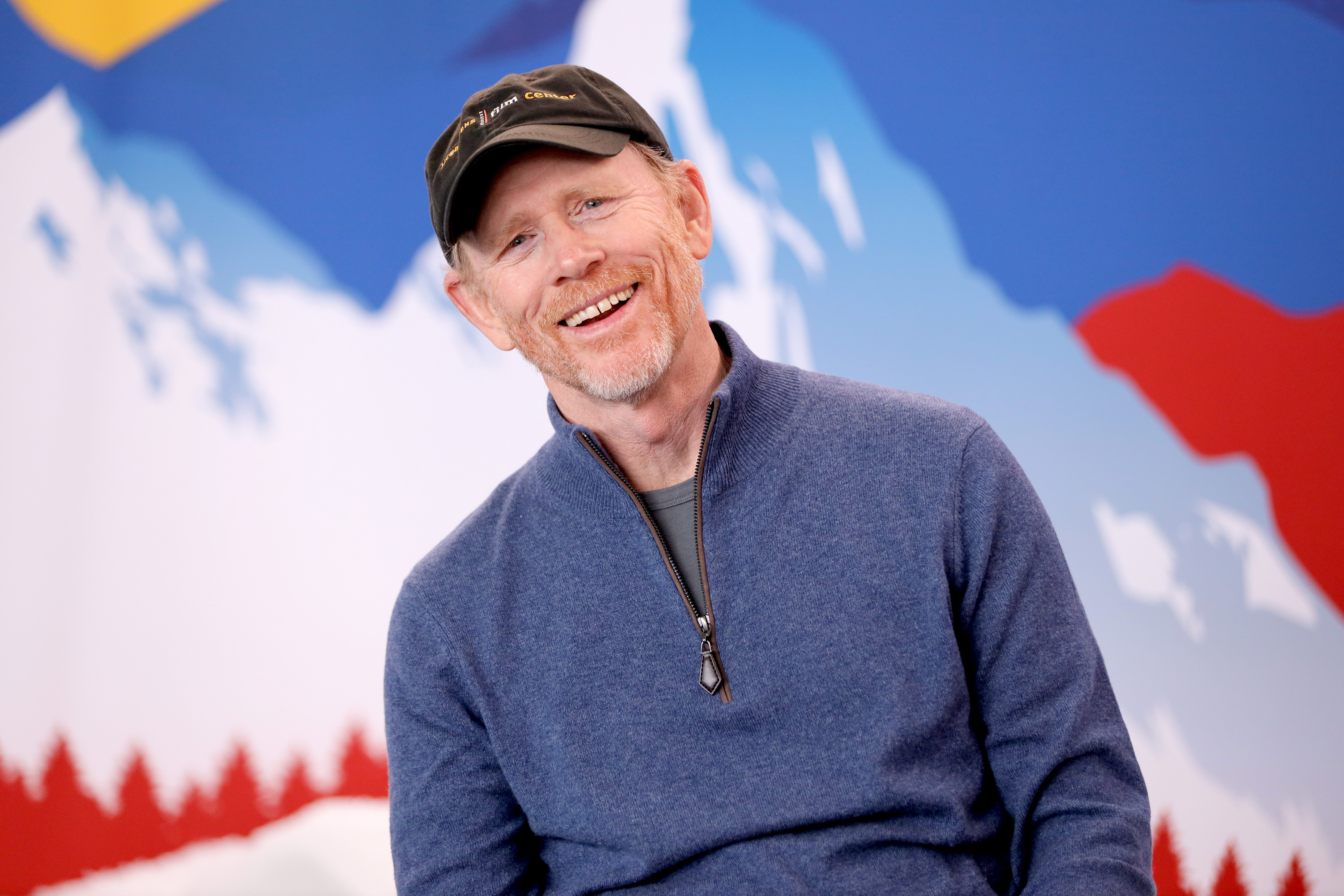 Ron Howard of 'Rebuilding Paradise' attends the IMDb Studio at Acura Festival Village on location at the 2020 Sundance Film Festival on January 24, 2020 in Park City, Utah   Photo: Getty Images