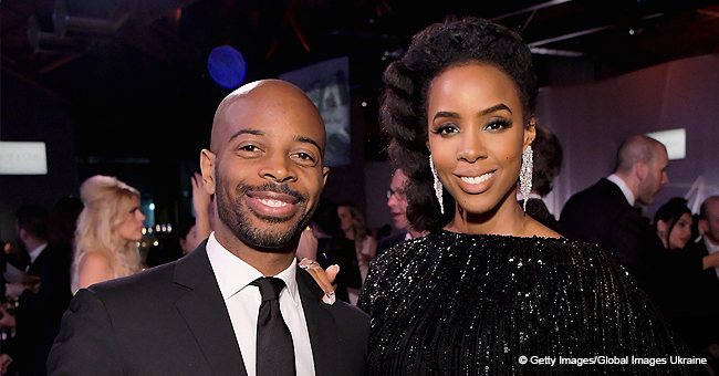 Kelly Rowland's Message to Husband Tim Witherspoon on 5th Wedding Anniversary (Video)