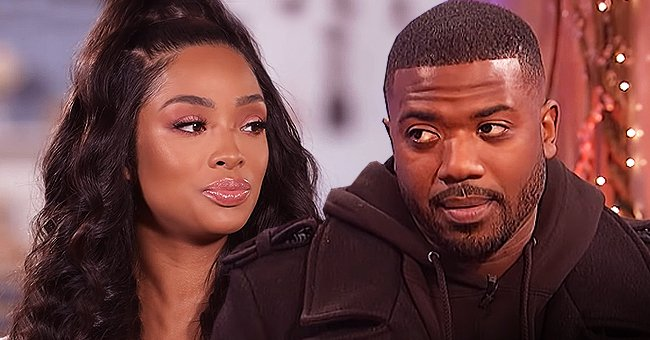 Ray J Is Spotted Wearing His Wedding Ring Again but Says Wife Princess Love Is Still Mad at Him