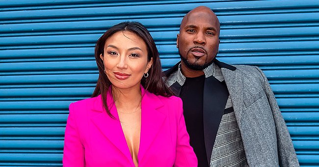 Jeannie Mai of 'The Real' Looks so in Love Hugging Boyfriend Jeezy While Riding a Bike in Sweet Video