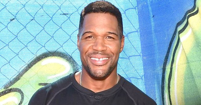 Michael Strahan Shows off Heartwarming Photos of a Date Night with His Teen Twin Daughters
