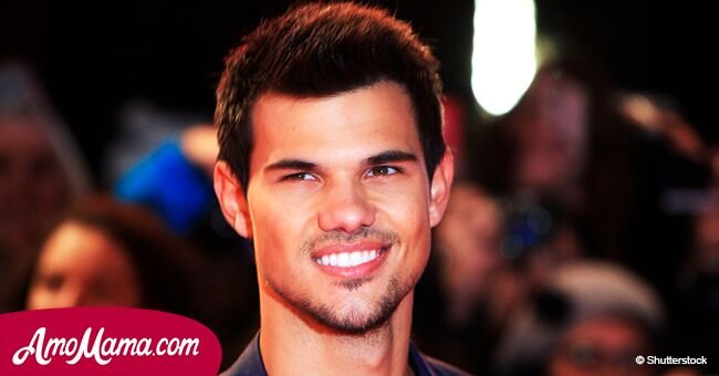 'Twilight' star Taylor Lautner shares an adorable picture of himself with sister Makena