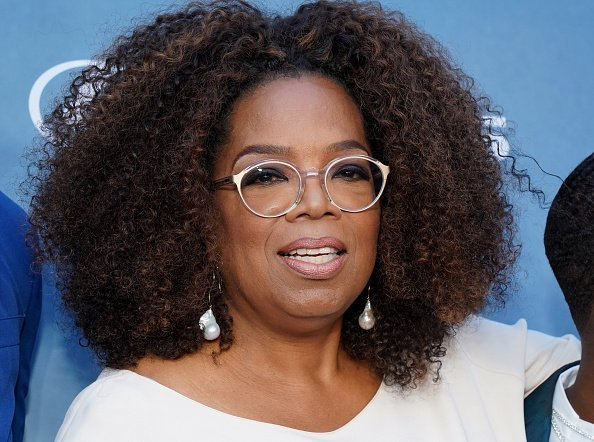 "Oprah Winfrey attends the premiere of OWN's ""David Makes Man"" at Neue House Hollywood on August 06, 2019 