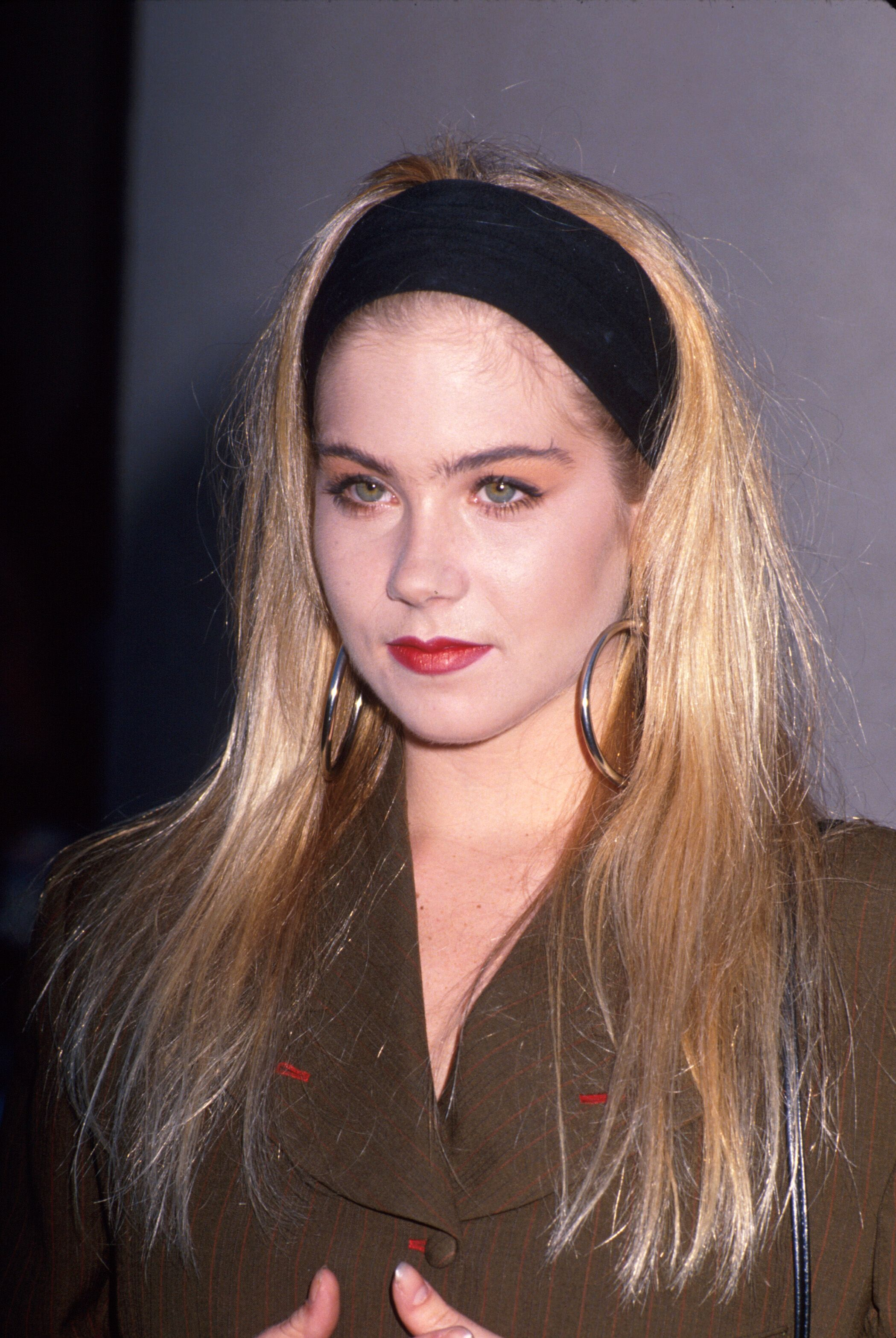Actress Christina Applegate in the 90s | Source: Getty Images