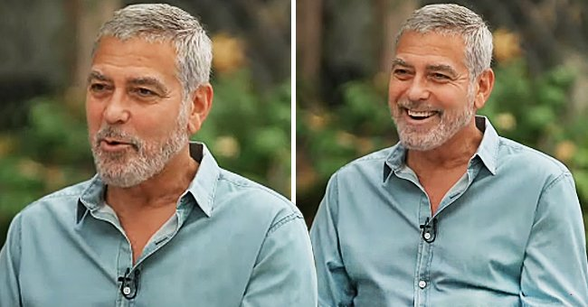George Clooney Drank to Get through Quarantine with 3½-Year-Old Twins Ella and Alexander