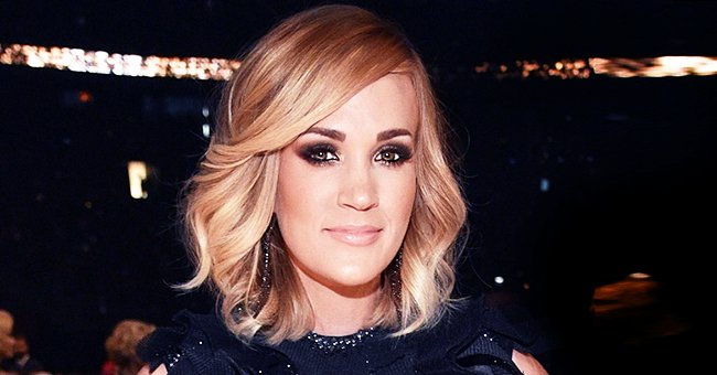Carrie Underwood Accompanies Husband Mike Fisher to Watch a Hockey Game Then Quips about Him Needing a Job
