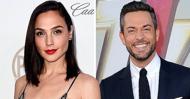 Gal Gadot & Zachary Levi Ask Fans to Suit up as Their Fave DC Superheroes on Tiktok's #DCSuitUp