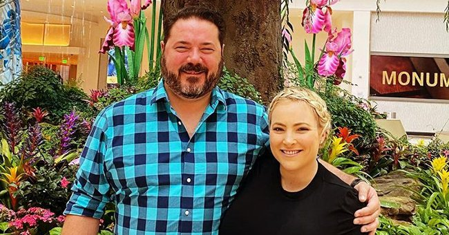 Ben Domenech Celebrates His First Father's Day with Meghan McCain and Daughter Liberty