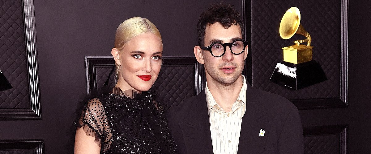 Carlotta Kohl and Jack Antonoff attend the 63rd Annual GRAMMY Awards at Los Angeles Convention Center on March 14, 2021 | Photo: Getty Images
