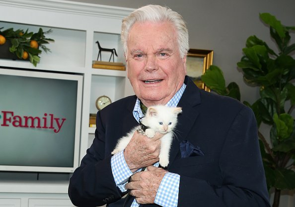 Robert Wagner at Universal Studios Hollywood on May 16, 2019 in Universal City, California | Photo: Getty Images