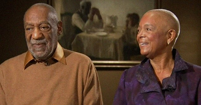 Bill Cosby's Wife of 54 Years, Camille, Reportedly 'Ecstatic & Relieved' about His Surprise Prison Release