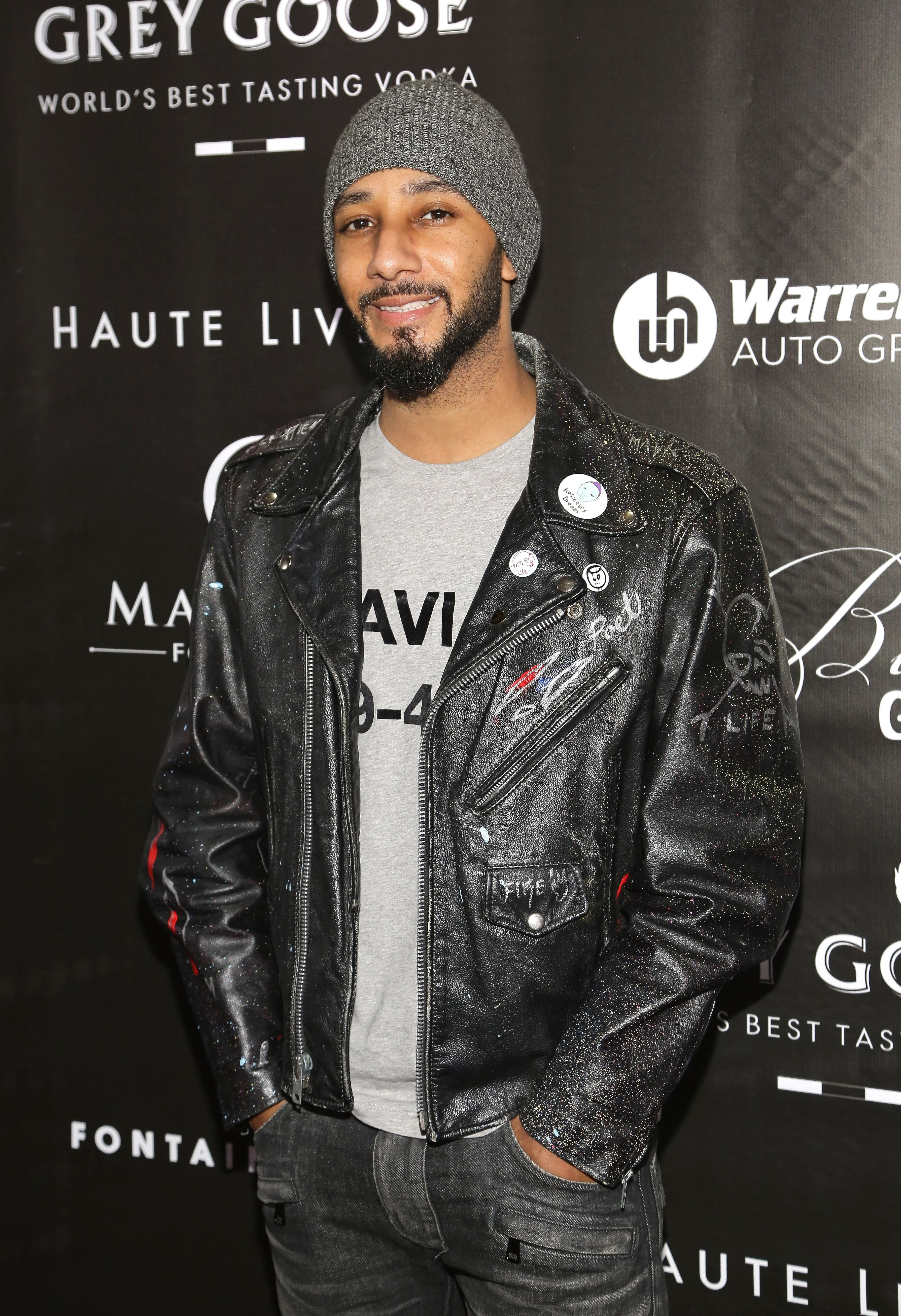 Swizz Beatz during the Blacks' Annual Gala at Fontainebleau Miami Beach on October 25, 2014 in Miami Beach, Florida. | Source: Getty Images