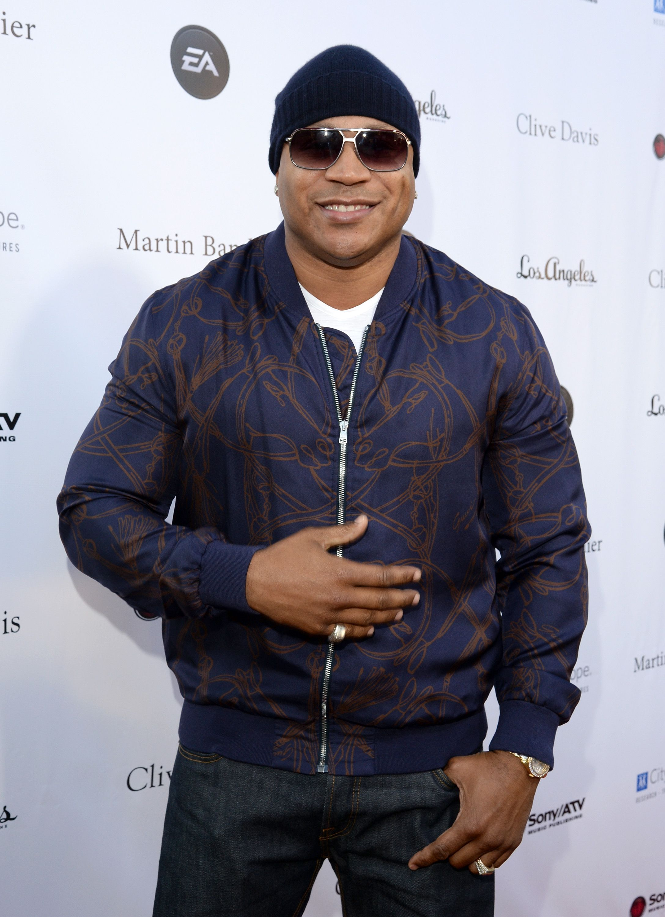 "LL Cool J during City Of Hope's 11th Annual ""Songs Of Hope"" Event on June 11, 2015 in Brentwood, California.  