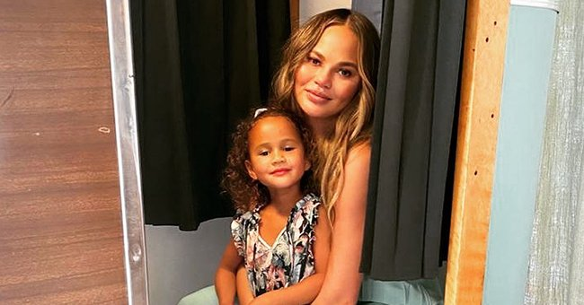 See Chrissy Teigen's Update after She Was Hospitalized for Complications with Her Pregnancy