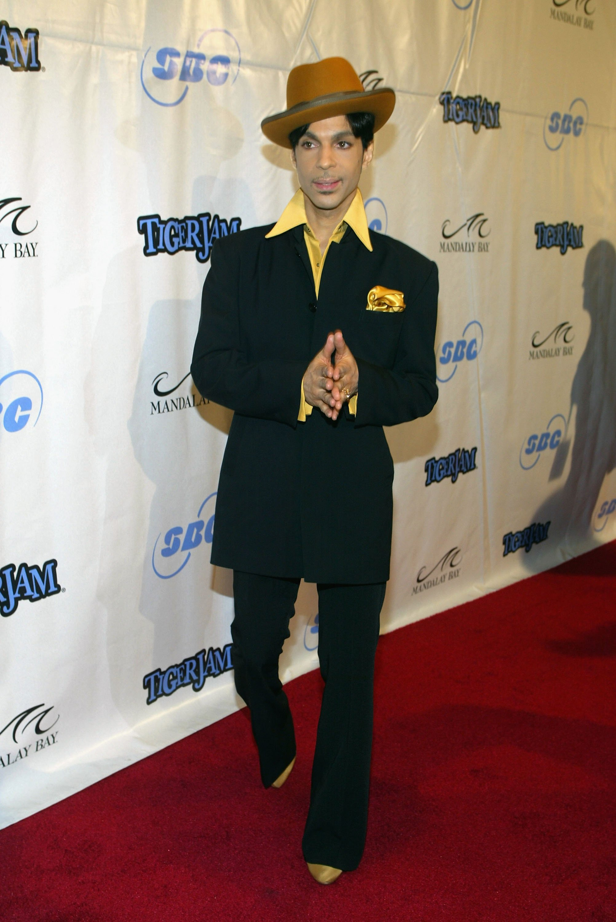 Prince attends the Tiger Woods Tiger Jam in Las Vegas, Nevada on May 29, 2004 | Photo: Getty Images