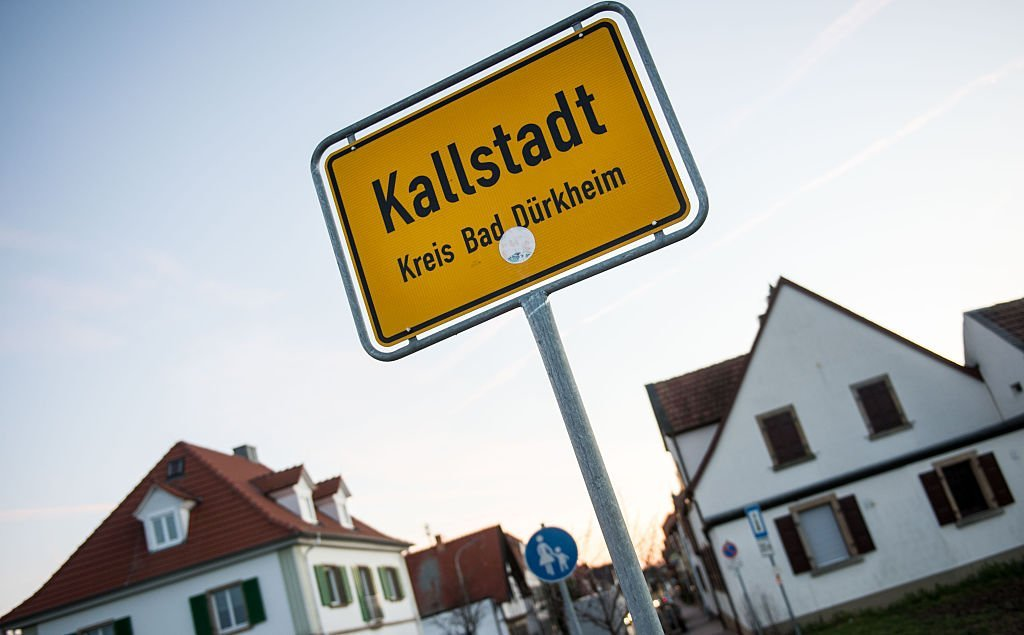 Kallstadt, Germany Friedrich Trump's home country | Photo: Getty Images