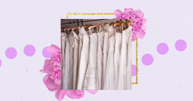We Browsed Wedding Dress Resale Sites To Help Save You Some Time