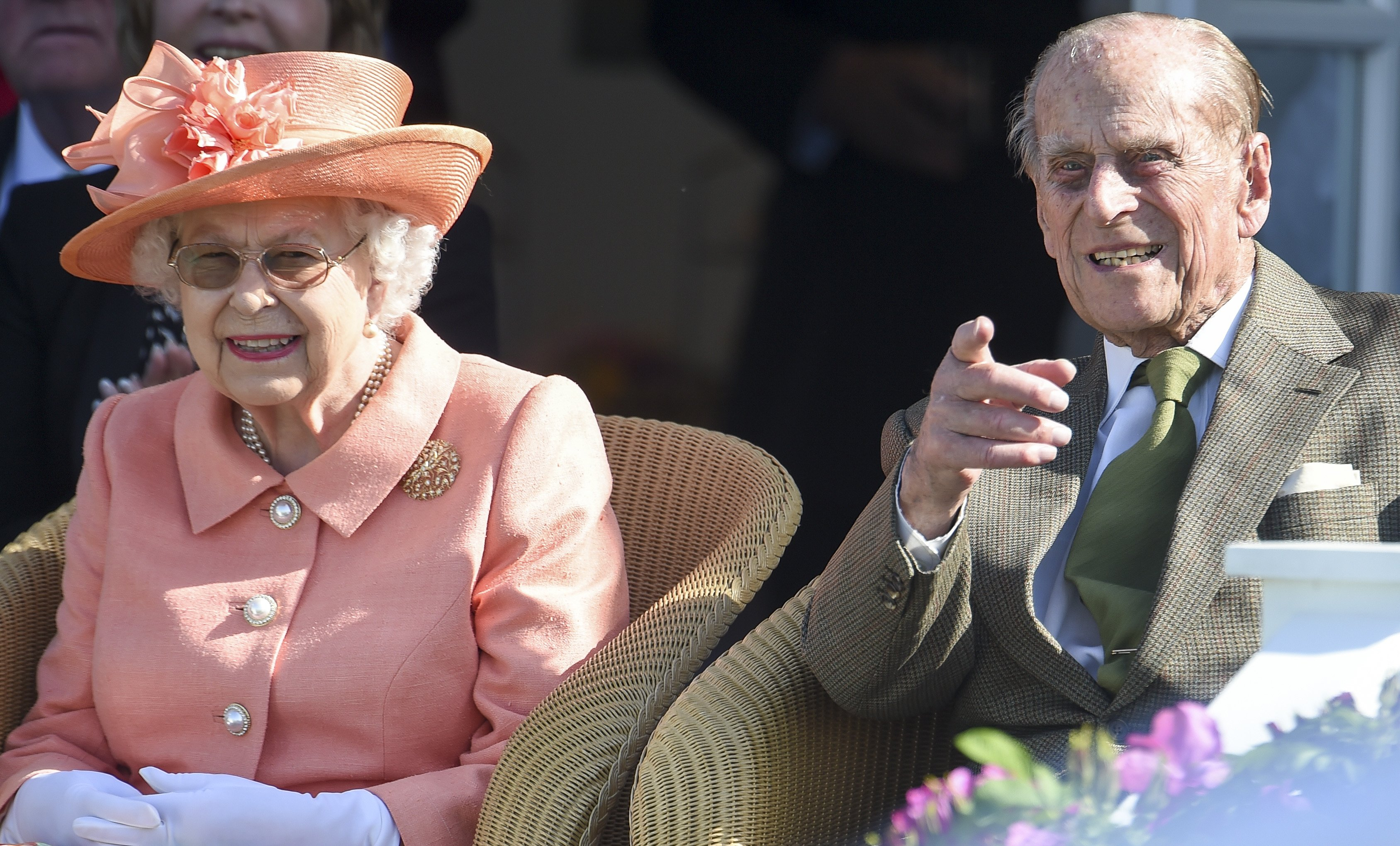 Queen Elizabeth II and Prince Philip | Photo: Getty Images
