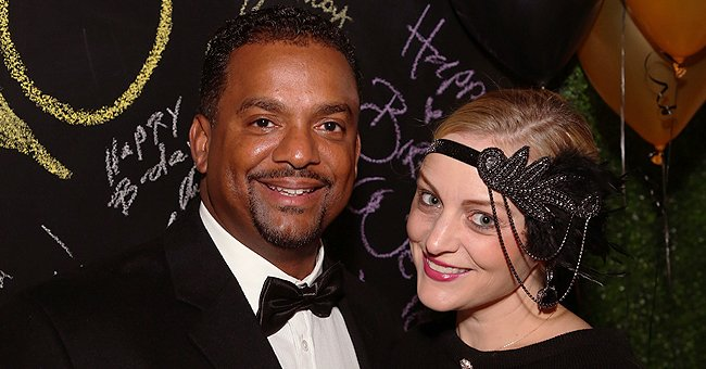 Alfonso Ribeiro Is All Smiles in a Throwback Photo from Bora Bora with His Wife of 7 Years