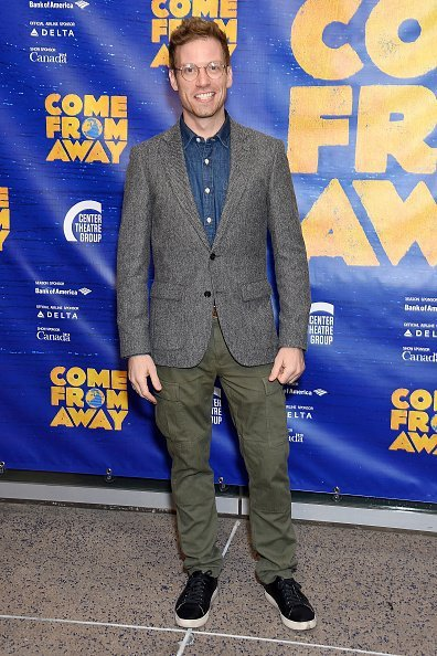 Barrett Foa at the 'Come From Away' Opening Night Performance at Ahmanson Theatre on November 28, 2018 in Los Angeles, California | Photo: Getty Images