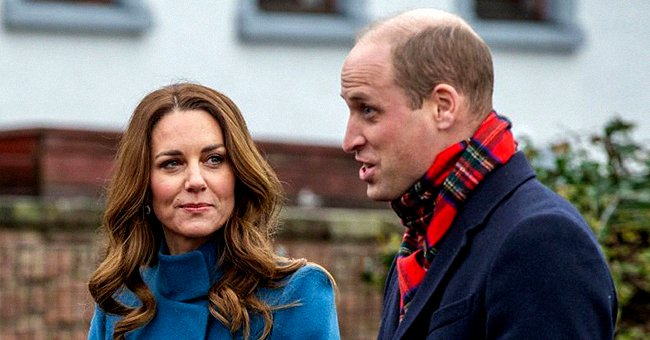 Kate et William font leur premier commentaire sur l'interview de Megan et Harry