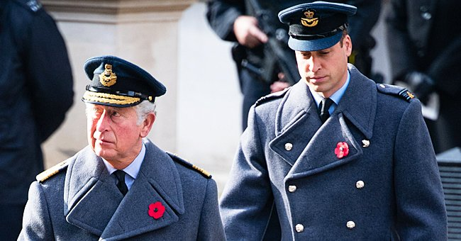 Princes Charles & William Will Reportedly Lead a Royal Summit to Decide the Monarchy's Future