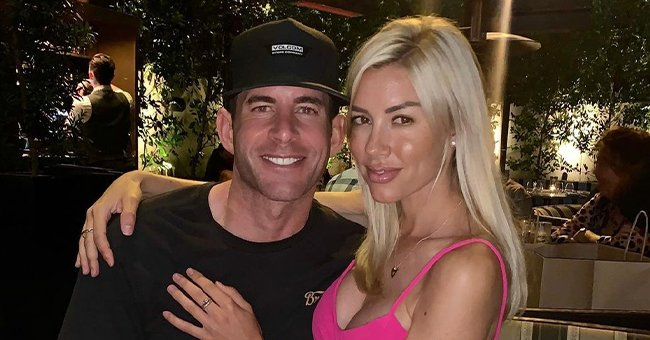 Tarek El Moussa's Fiancée Heather Rae Young Reflects on the Challenges of Being a Stepmom